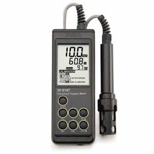 DO Meter เครื่องวัดออกซิเจนในน้ำรุ่น HI9147