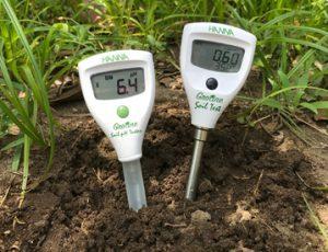 เครื่องวัดดิน Soil pH meter