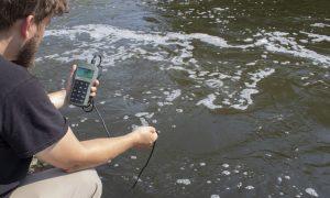 เครื่องวัดออกซิเจนในน้ำ DO Meter