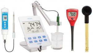 pH Meter สำหรับวัดกรด-ด่าง