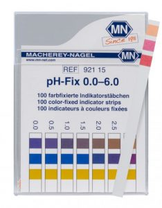 กระดาษลิตมัส MN92115