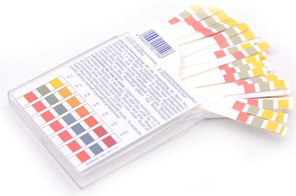 กระดาษลิตมัส MN92120