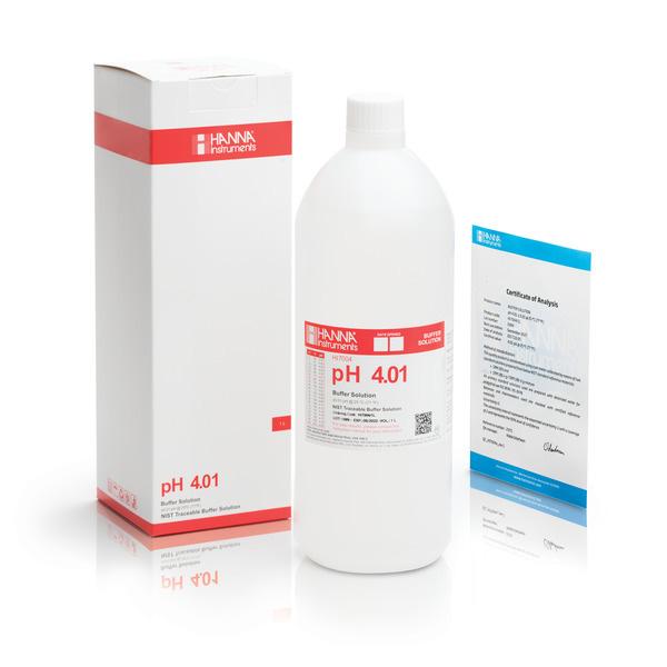 น้ำยามาตรฐานรุ่น HI7004L