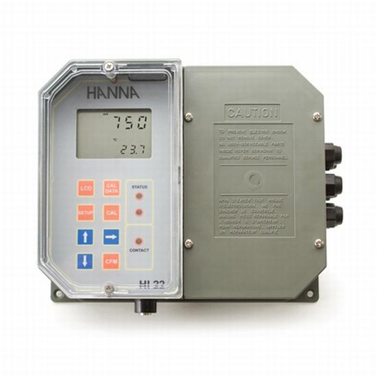 เครื่องควบคุมค่า pH รุ่น HI504222