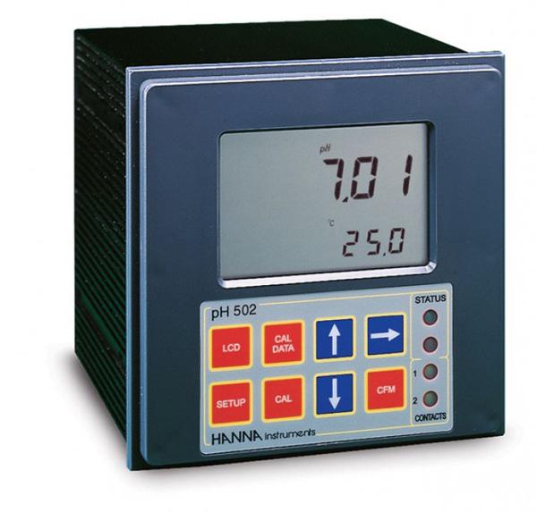 เครื่องควบคุมค่า pH รุ่น pH502421