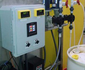 เครื่องควบคุมค่า pH