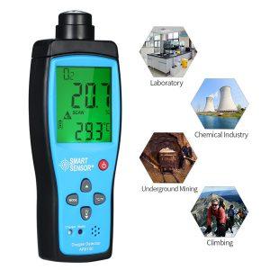 เครื่องวัดก๊าซออกซิเจน Oxygen Meter รุ่น AR8100