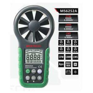 เครื่องวัดความเร็วลม MS6252A