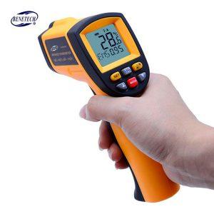 เครื่องวัดอุณหภูมิอินฟราเรดรุ่น GM900