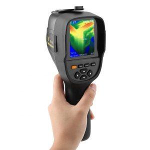 เทอร์โมสแกน Infrared Thermal Camera รุ่น HT-19