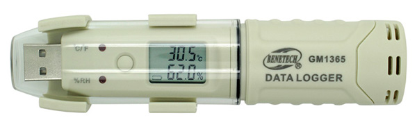 Data logger รุ่น GM1365