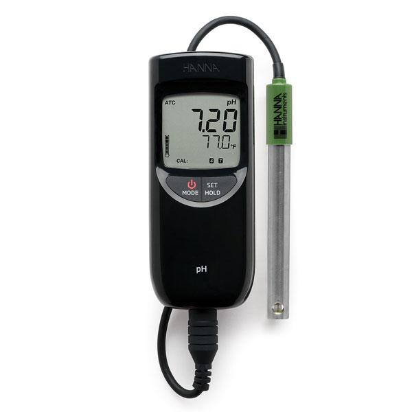 เครื่องวัดค่า pH รุ่น HI991001