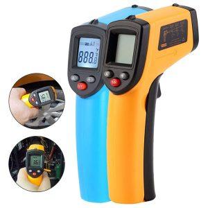 เครื่องวัดอุณหภูมิอินฟราเรด GM320