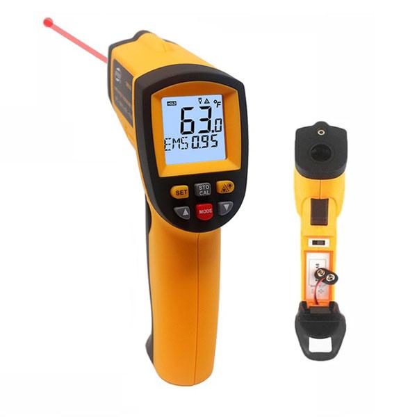 เครื่องวัดอุณหภูมิอินฟราเรด GM700