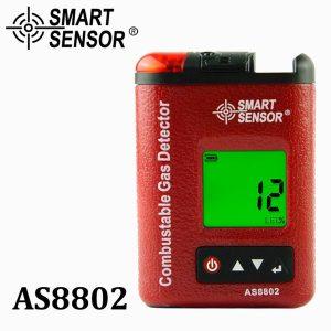 เครื่องวัดแก๊สติดไฟได้ AS8802