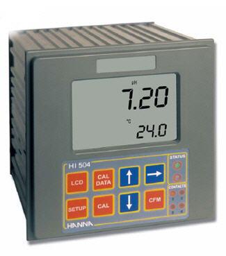 pH Controller HI504924-2