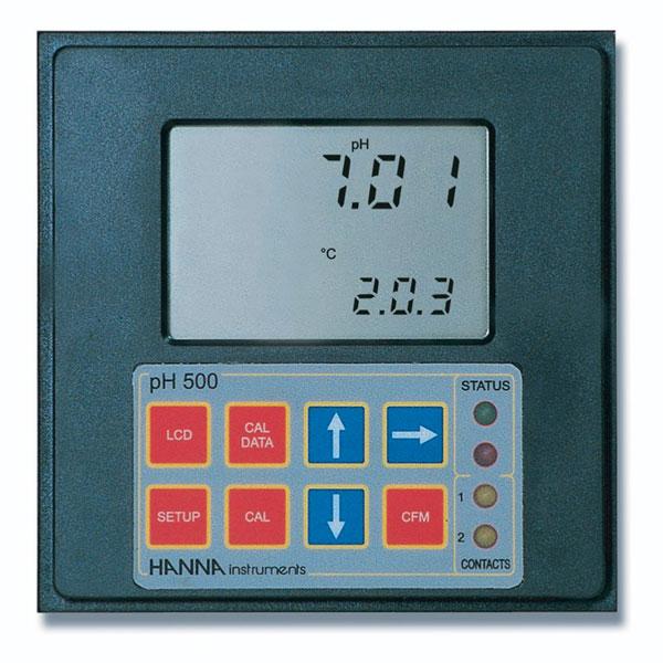 pH Controller PH500 Series