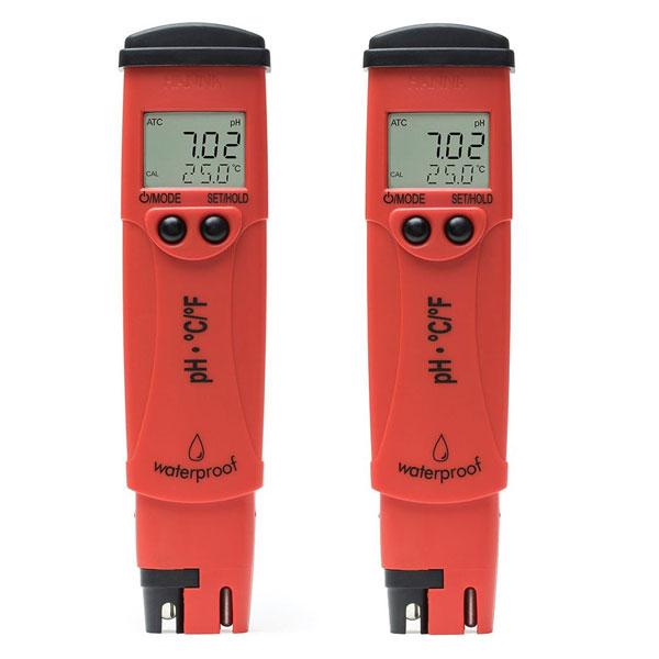pH Meter วัดค่ากรดด่าง HI98128