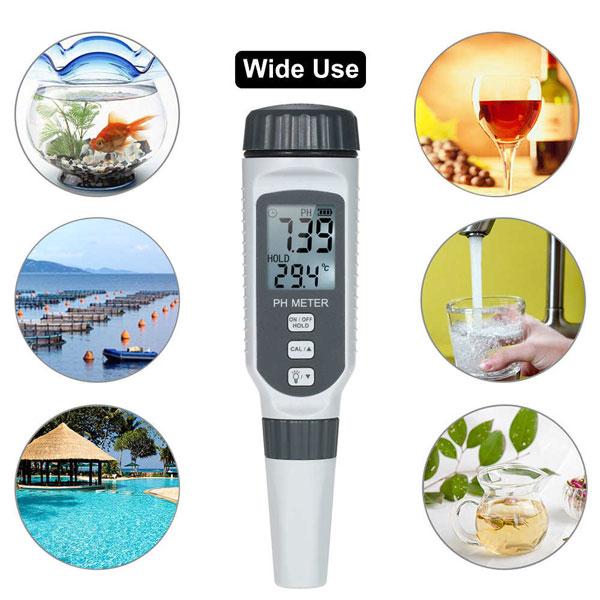 pH meter รุ่น PH818