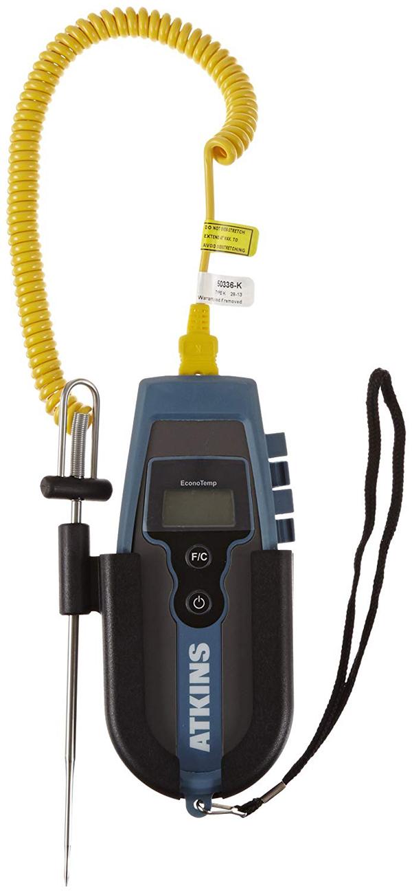 เครื่องวัดอุณหภูมิและความชื้น Cooper Atkins 93230-K