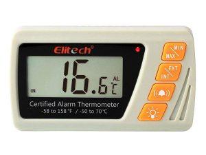 เครื่องวัดอุณหภูมิและความชื้น Elitech VT-10