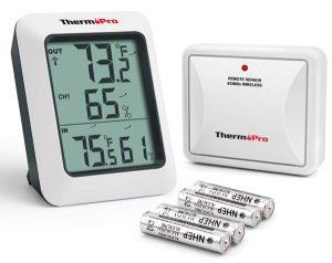 เครื่องวัดอุณหภูมิและความชื้น Thermopro TP60S