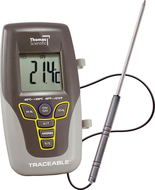 เครื่องวัดอุณหภูมิและความชื้น Thomas Traceable Kangaroo