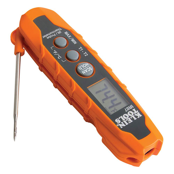 เครื่องวัดอุณหภูมิและความชื้น
