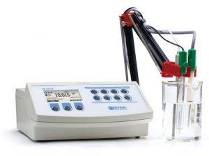 การวัดค่าพีเอช pH