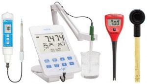 รู้จักกับเครื่องวัด pH Meter