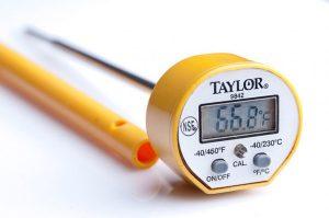 เครื่องวัดอุณหภูมิอาหารดิจิตอล
