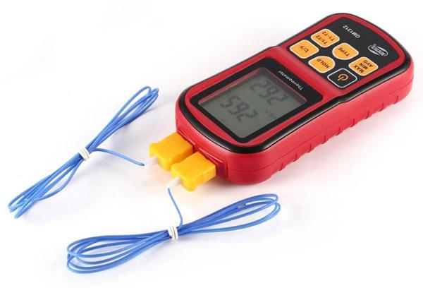 เครื่องวัดอุณหภูมิเทอร์โมคัปเปิ้ล