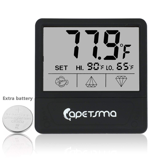เครื่องวัดอุณหภูมิ Fish Tank Thermometer