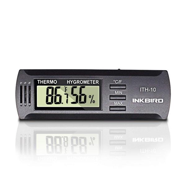 เครื่องวัดอุณหภูมิ Inkbird ITH-10